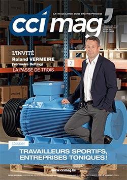 page de CCI mag